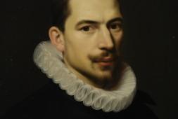 C. van der Voort, detail